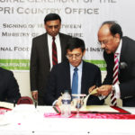 Inauguration of the Bangladesh Country Office