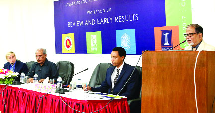 Bangladesh aims to become 'quality' food producer